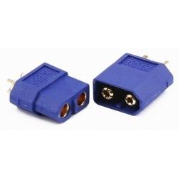 Conector XT60 de potencia Blue