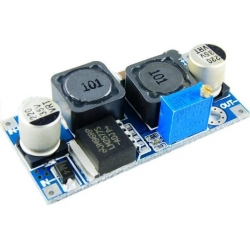 Fuente Dc-Dc Buck Boost 3-35V a 1.25-30V 24w LM2577