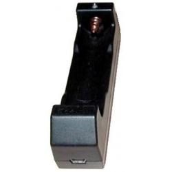 Cargador de Baterias de Litio-Mini USB y Alimentador autónomo de Litio