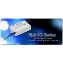 Mini Fuentes PLD-16 Mean-well para Led