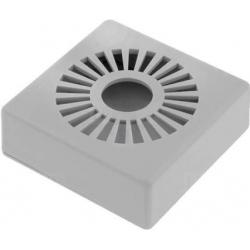 Mini Caja de montaje de ABS Sirena-Altavoz