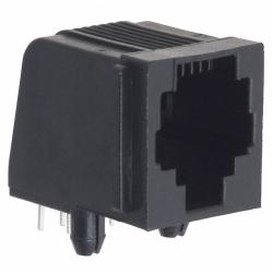 Conectores Clip RJ12G Hembra