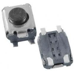 Pulsador Tact Switch SMD TS17B de 4.4x2.9mm