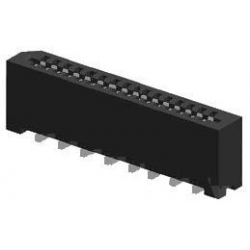 Conector FFC-FPC No ZIF 1mm SMD Vert.