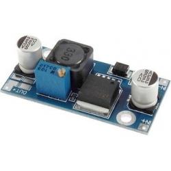 Fuente Dc-Dc Buck Boost 3-35V a 1.25-30V 24w