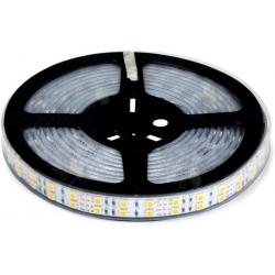 Tiras flexible de 120 Led 5050 Siliconado IP65 24v