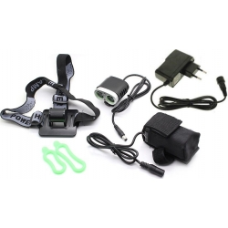 Linterna bicicleta-Casco D99 CREE XML L2 1800Lm