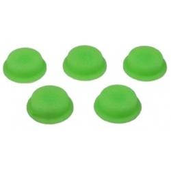 Boton de Goma 18x14x6mm Verde para Pulsadores/Interruptores