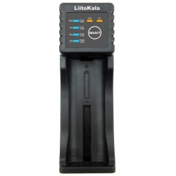 Cargador Inteligente LiitoKala LI100 USB para Litio