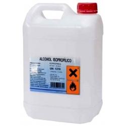 Alcohol Isopropilico / Isopropanol 5 litros