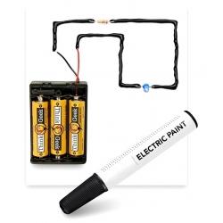 Tinta electro-conductora
