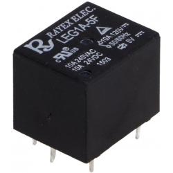 Rele Cubo 5v.10A. Rayex