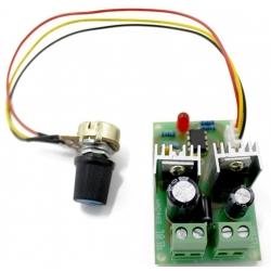 Regulador PWM de Motores