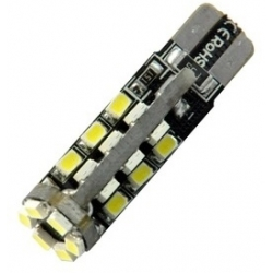 Bombilla LED T10 Canbus 30 Led 3528 SMD 12v