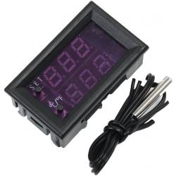 Termostato Digital de panel 50-110ºC 1209WK