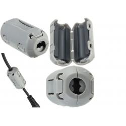 Supresor EMI para cabls 5mm