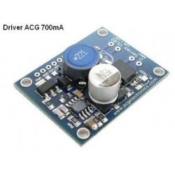 Driver regulador de corriente para LED 9-40v dc 700mA