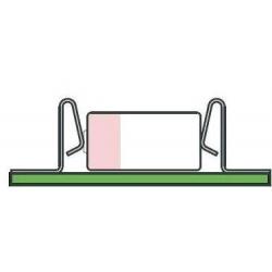 Clip SMD para Portapilas o Baterías