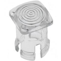 Embellecedores para Led de 5mm Transparente