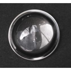 Lente de cristal de 59x20.50mm 20-65º