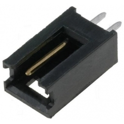Conectores AMP-MOD paso 2.54mm 2pin