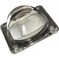 Óptica de cristal para suelos 100x80x30mm