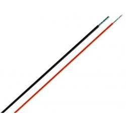 Cables de Silicona 130º 0.75mm