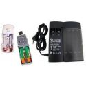Cargadores de baterías Ni-Cd/Ni-Mh