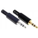 Conectores Jack de audio